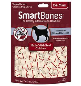 SMARTBONES CHICKEN MINI/24 PACK
