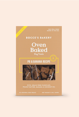 BOCCE'S BAKERY DOG GRAIN FREE BISCUIT PEANUT BUTTER & BANANA 12OZ