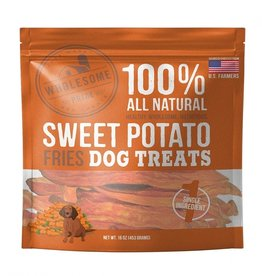 NOVELTY MFG CO          P WHOLESOME PRIDE SWEET POTATO FRIES 8OZ