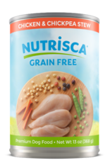 DOGSWELL, LLC DOGSWELL NUTRISCA DOG CHICKEN & CHICKPEA CAN 13OZ CASE OF 12
