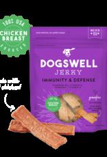 DOGSWELL, LLC DOGSWELL IMMUNITY DEFENSE CHICKEN JERKY 12OZ