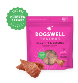 DOGSWELL, LLC DOGSWELL IMMUNITY & DEFENSE CHICKEN TENDERS 15OZ