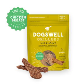 DOGSWELL, LLC DOGSWELL HIP JOINT GRILLERS CHICKEN 24OZ