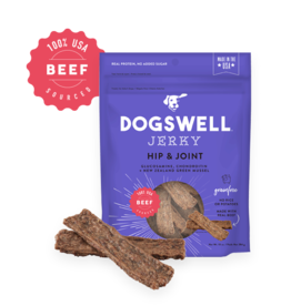 DOGSWELL, LLC DOGSWELL HIP & JOINT BEEF JERKY 12OZ