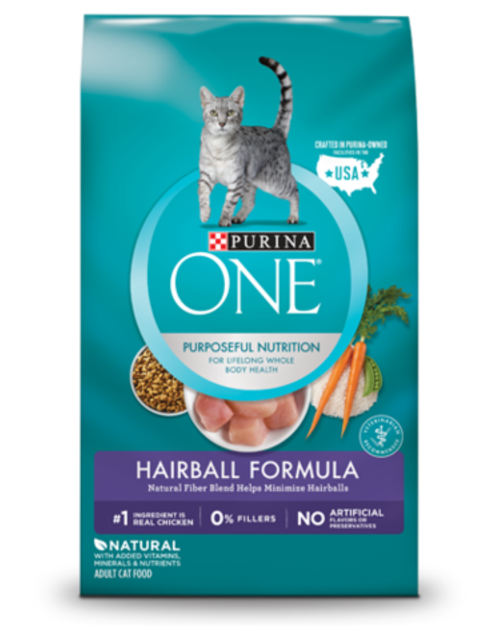 PURINA ONE CAT HAIRBALL FORMULA 3.5LBS