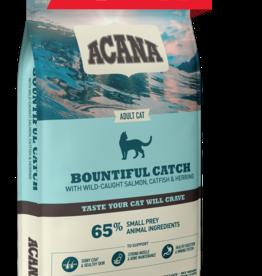CHAMPION PET FOOD ACANA CAT BOUNTIFUL CATCH 4LBS
