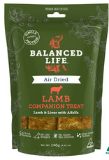 BALANCED LIFE DOG TREAT LAMB 4.95OZ