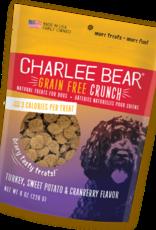 CHARLEE BEAR CHARLEE BEAR CRUNCH GF TREAT TURKEY, SWEET POTATO & CRANBERRY 8OZ