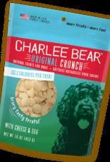 CHARLEE BEAR CHARLEE BEAR DOG TREATS CHEESE & EGG 6OZ