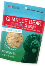 CHARLEE BEAR CHARLEE BEAR DOG TREATS CHEESE & EGG 16 OZ