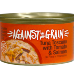 EVANGER'S EVANGERS  CAT AGAINST GRAIN TUNA TOSCANO SALMON 2.8OZ