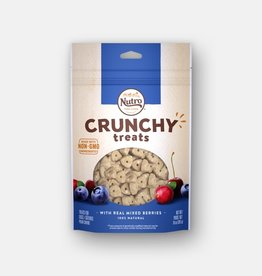 NUTRO PRODUCTS  INC. NUTRO CRUNCHY TREAT MIX BERRIES 10OZ