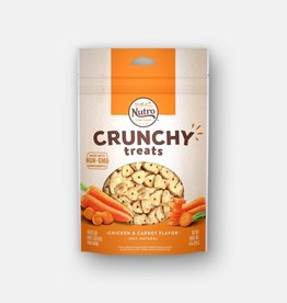 NUTRO PRODUCTS  INC. NUTRO CRUNCHY TREAT CARROT 10OZ