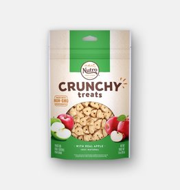 NUTRO PRODUCTS  INC. NUTRO CRUNCHY TREATS APPLE 10OZ