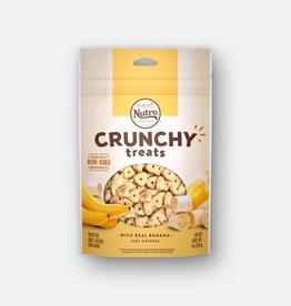 NUTRO PRODUCTS  INC. NUTRO CRUNCHY TREATS BANANA 10OZ