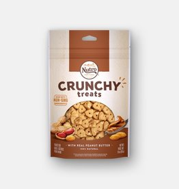 NUTRO PRODUCTS  INC. NUTRO CRUNCHY TREATS PEANUT 10OZ