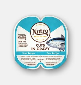 NUTRO PRODUCTS  INC. NUTRO PERFECT PORTIONS CUTS IN GRAVY TUNA 2.65OZ CASE OF 24