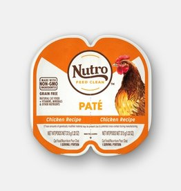NUTRO PRODUCTS  INC. NUTRO PERFECT PORTIONS PATE CHICKEN 2.6OZ CASE OF 24