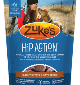 ZUKES HIP ACTION PEANUT BUTTER 1LB