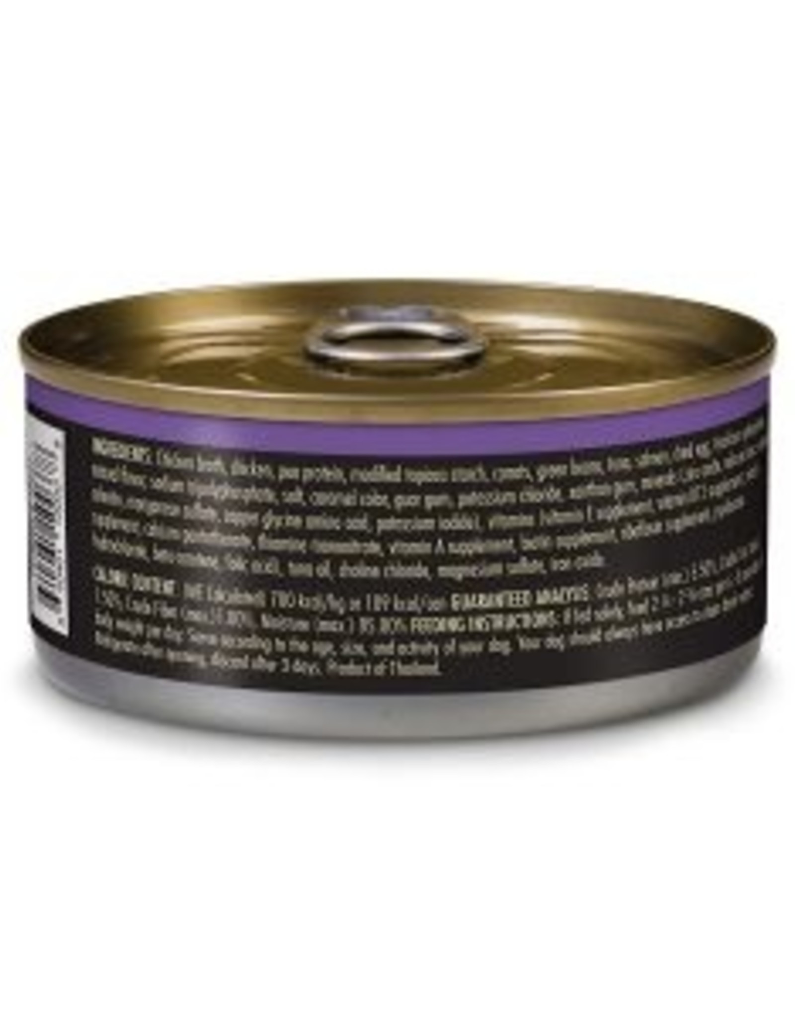 CANIDAE PET FOODS CANIDAE CAN DOG SMALL BREED CHICKEN, TUNA & SALMON IN GRAVY 5.5OZ CASE OF 24