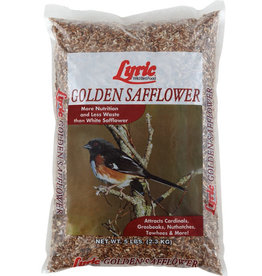 GREENVIEW LYRIC LYRIC GOLDEN SAFFLOWER SEED 5#