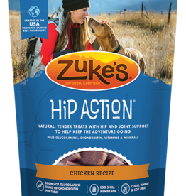 ZUKES HIP ACTION CHICKEN 1LB