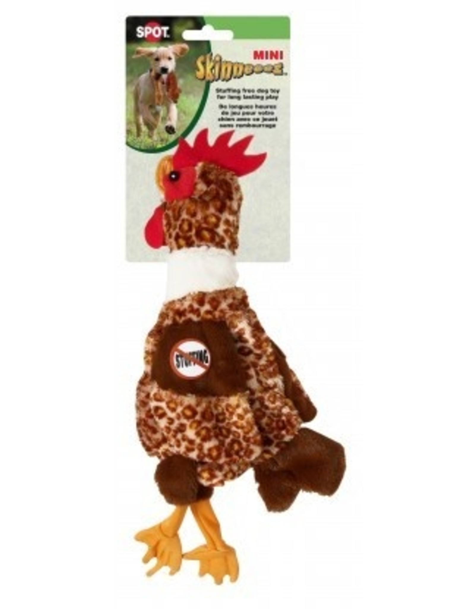 ETHICAL PRODUCTS, INC. SKINNEEEZ MINI CHICKEN 13IN
