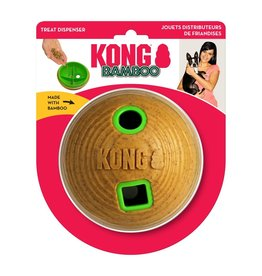 KONG COMPANY KONG DISPENSER BAMBOO BALL MD