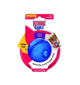 KONG COMPANY KONG DOG TOY GYRO TREAT BALL LARGE