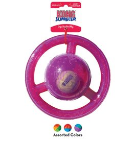 KONG COMPANY KONG JUMBLER DISC DOG TOY MD/LG