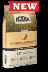 CHAMPION PET FOOD ACANA CAT HOMESTEAD HARVEST 10LBS