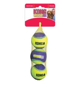 KONG COMPANY KONG TOY CRUNCH AIR BALL MD