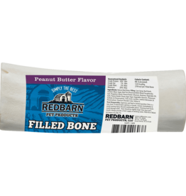 "REDBARN PET PRODUCTS INC REDBARN BONE 5-6"" PEANUT BUTTER"