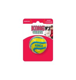 KONG COMPANY KONG TOY WAVZ BALL ASSORTED SM