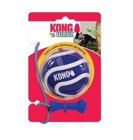 KONG COMPANY KONG TOY WAVZ BUNJIBALL ASSORTED MD