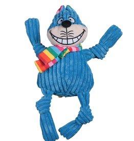 Huggle Hounds HUGGLEHOUNDS RAINBOW CHESHIRE CAT KNOTTIE SMALL