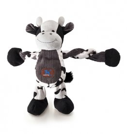 CHARMING PET PRODUCTS CHARMING PET FARM PULLEEZ COW DOG TOY