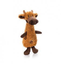 CHARMING PET PRODUCTS CHARMING PET SCRUFFLES MOOSE DOG TOY SMALL