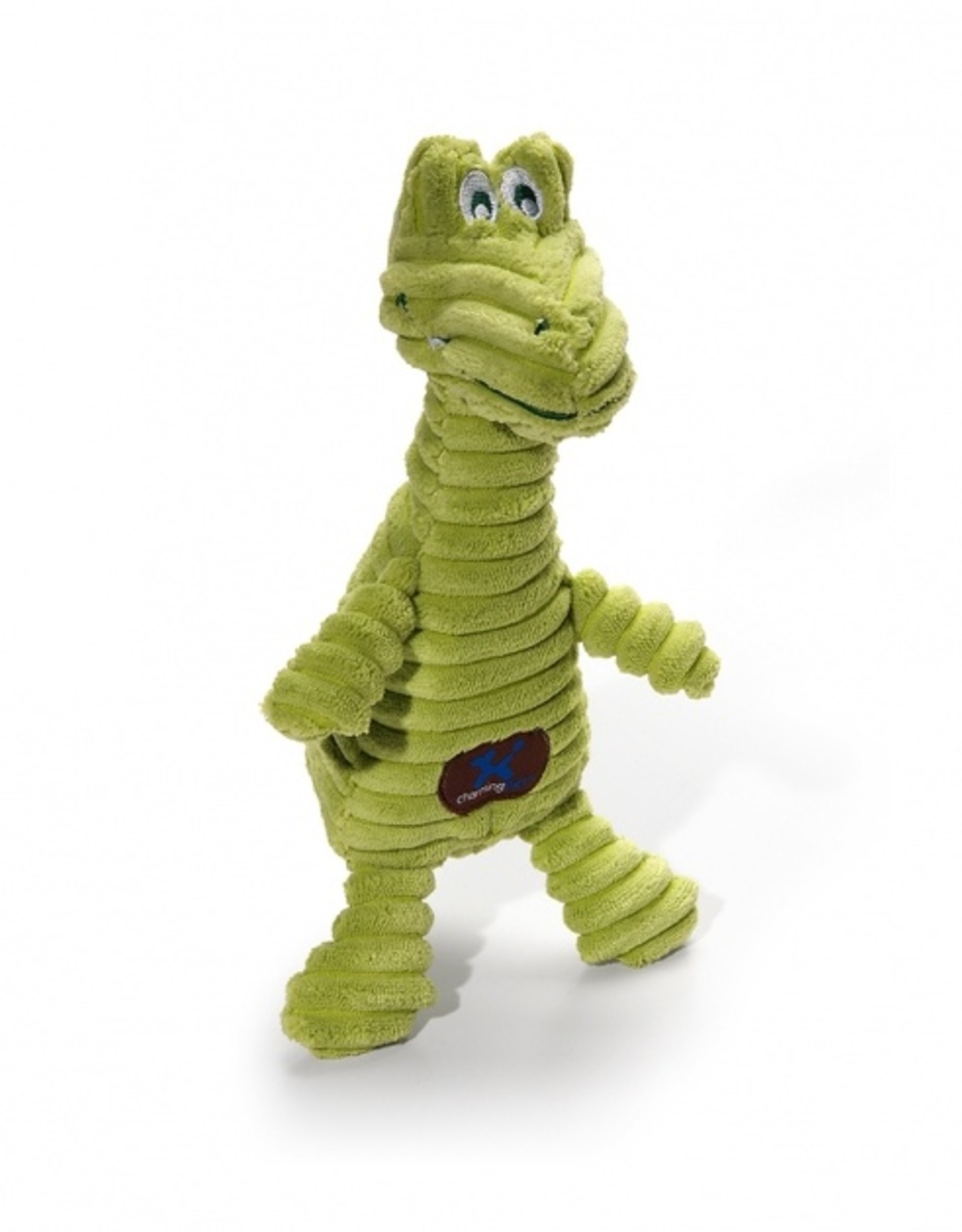CHARMING PET PRODUCTS CHARMING PET SQUEAKIN SQUIGGLES GATOR