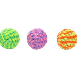 "COASTAL PET PRODUCTS INC TURBO RATTLE BALL 1.75"""