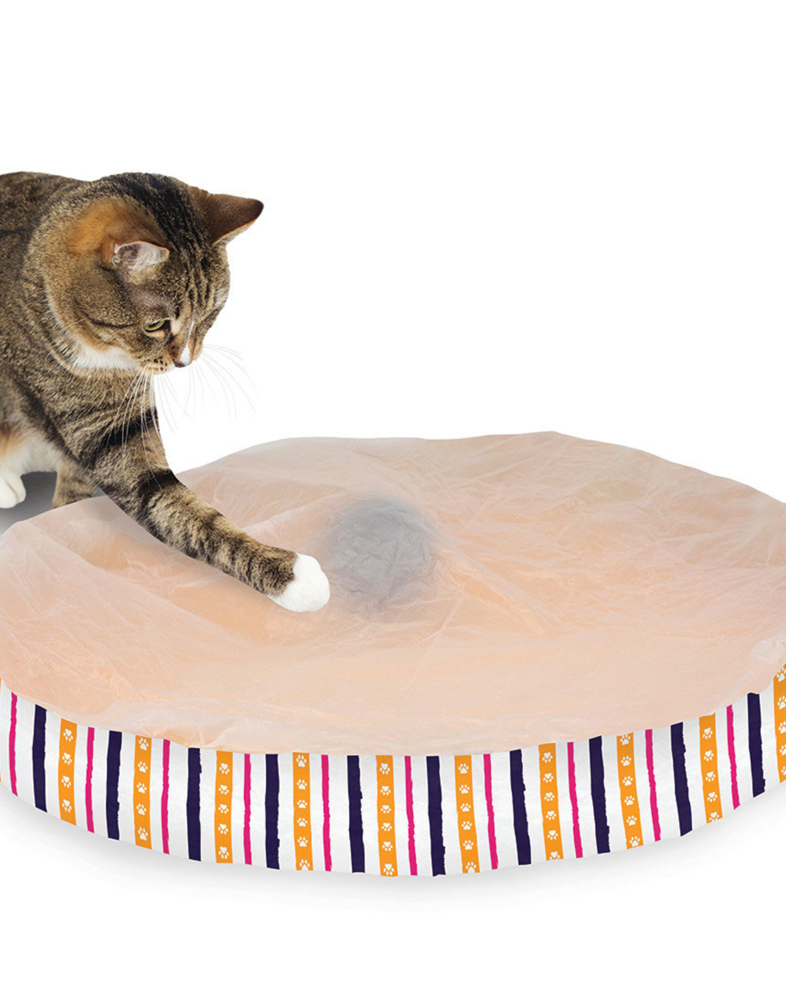 COASTAL PET PRODUCTS INC CAT TOY TURBO RANDOM ROLLER