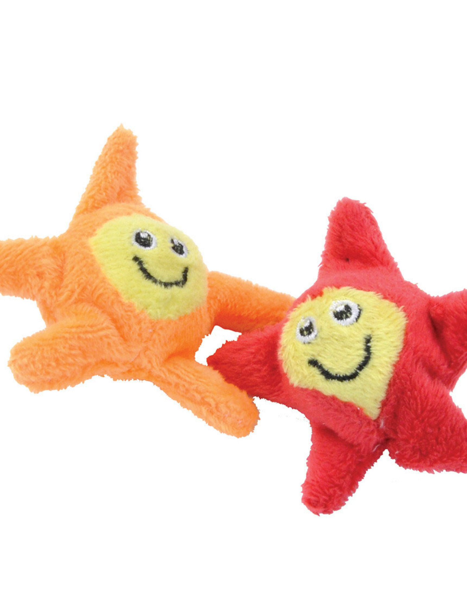 COASTAL PET PRODUCTS INC CAT TOY TURBO BOUNCY STAR 2PK