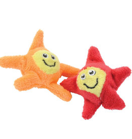 COASTAL PET PRODUCTS INC CAT TOY TURBO BOUNCY STAR 2PK