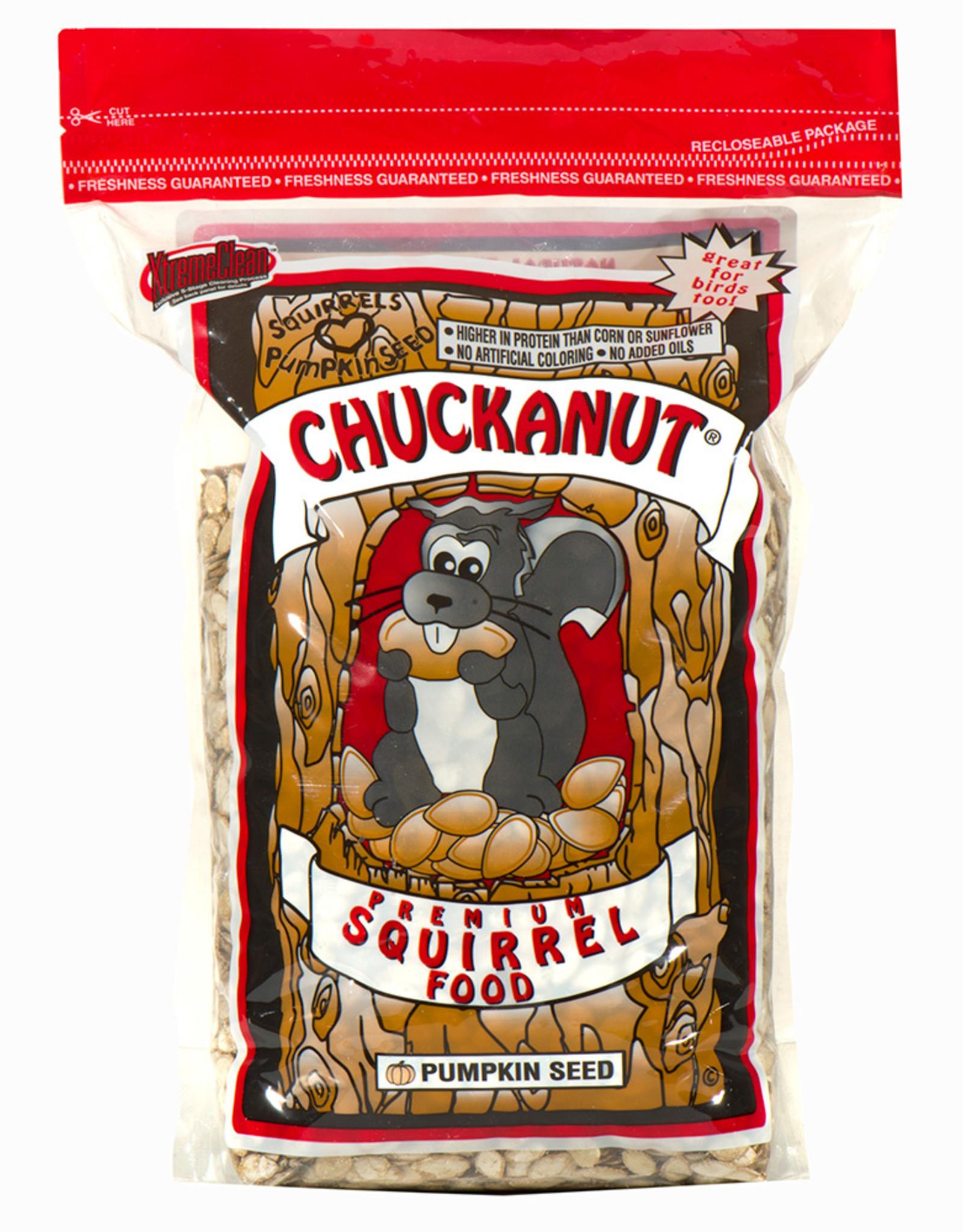 CHUCK-A-NUT CHUCKANUT 3# SQUIRREL PREMIUM DIET