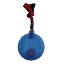 ZEUS LED SPARK SPIKE BALL LARGE BLUE