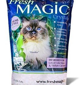 TELAR FRESH MAGIC CRYSTALS CHUNK STYLE CAT LITTER 8#