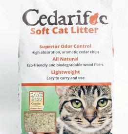 NORTHEASTERN PRODUCTS CO CEDARIFIC CAT LITTER 7.5#