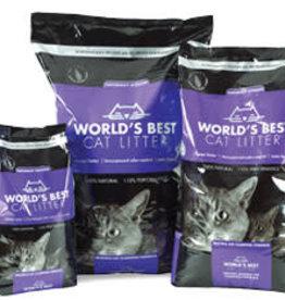 WORLD'S BEST WORLD'S BEST CAT LITTER MULTI-CAT LAVENDER SCENTED 7#