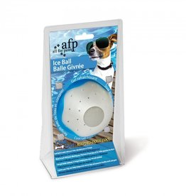 ALL FOR PAWS CHILL OUT ICE BALL AFP PVF DISC