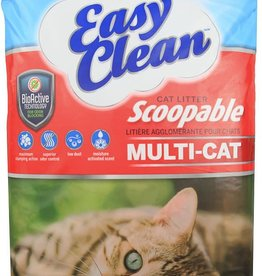 PESTELL PET PRODUCTS PESTELL EASY CLEAN MULTI CAT LITTER 40#